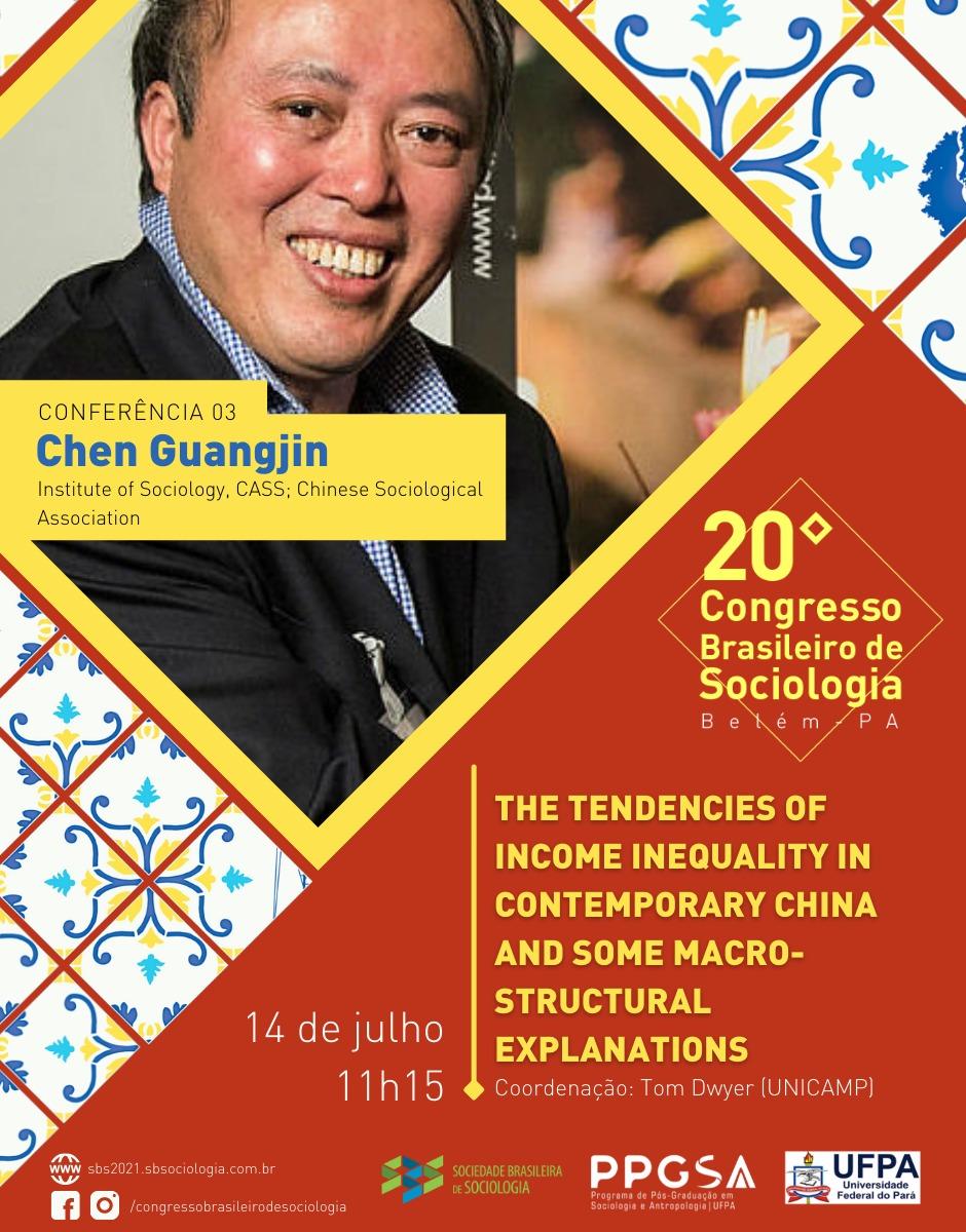 20º Congresso de Sociologia - 14 julho
