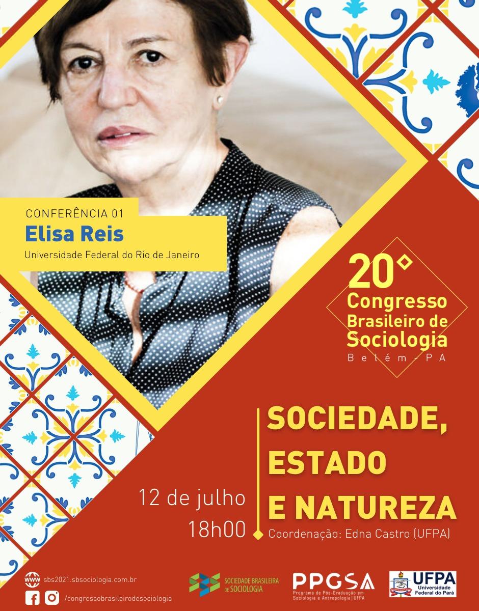 20º Congresso de Sociologia - 12 julho