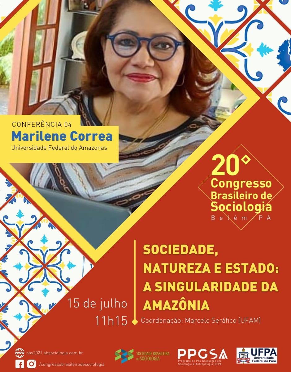 20º Congresso de Sociologia - 15 julho